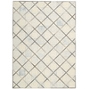 "Nourison Bbl19 Cooper Rectangle Rug  By Nourison, Cloud, 5'3"" X 7'5"""