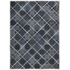 "Bbl19 Cooper Rectangle Rug By, Indigo, 5'3"" X 7'5"""