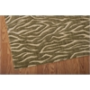 "Cosmopolitan Rectangle Rug By, Cocoa, 5'3"" X 8'3"""