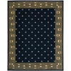 Cosmopolitan Midnight Area Rug