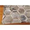 City Chic Silver Area Rug