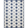 Decor Ivory/Navy Area Rug