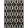 Decor Black Area Rug