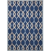 Decor Navy Area Rug