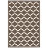 Decor Grey/White Area Rug