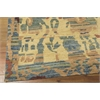"Dune Rectangle Rug By, Gabbeh, 7'9"" X 9'9"""
