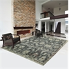 "Nourison Dune Rectangle Rug  By Nourison, Mineral, 7'9"" X 9'9"""
