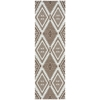 "Nourison Enhance Runner Rug  By Nourison, Pond, 2'6"" X 8'"