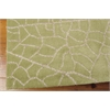 Nourison Escalade Rectangle Rug  By Nourison, Kiwi, 5' X 7'6""
