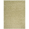 Nourison Escalade Rectangle Rug  By Nourison, Kiwi, 8' X 10'6""