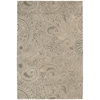 Nourison Escalade Rectangle Rug  By Nourison, Cappuccino, 5' X 7'6""