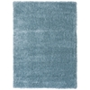 "Escape Rectangle Rug By, Aqua, 5'3"" X 7'3"""