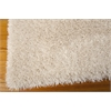 Escape Bone Shag Area Rug