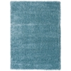 Escape Aqua Shag Area Rug