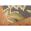 Fantasy Rectangle Rug By, Grey, 5' X 7'6""