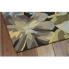 "Nourison Fantasy Runner Rug  By Nourison, Chocolate, 2'3"" X 8'"