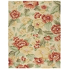 Nourison Fantasy Rectangle Rug  By Nourison, Cream, 8' X 10'6""
