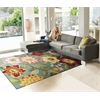 Nourison Fantasy Rectangle Rug  By Nourison, Ivory, 5' X 7'6""