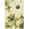 "Nourison Fantasy Rectangle Rug  By Nourison, Herb, 1'9"" X 2'9"""