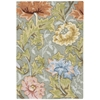"Fantasy Rectangle Rug By, Slate, 1'9"" X 2'9"""