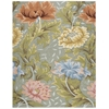 Fantasy Rectangle Rug By, Slate, 8' X 10'6""