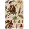 "Nourison Fantasy Rectangle Rug  By Nourison, Ivory, 1'9"" X 2'9"""
