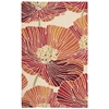 "Fantasy Rectangle Rug By, Sunset, 2'6"" X 4'"