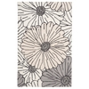"Fantasy Rectangle Rug By, Ivory Multicolor, 2'6"" X 4'"