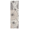 "Fantasy Runner Rug By, Ivory Multicolor, 2'3"" X 8'"