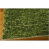"Fantasia Rectangle Rug By, Green, 5'6"" X 7'5"""