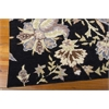 Gatsby Rectangle Rug By, Black, 5' X 7'6""