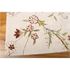 Nourison Gatsby Rectangle Rug  By Nourison, Beige, 5' X 7'6""