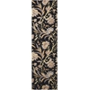 Gatsby Black Area Rug