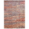 "Gemstone Rectangle Rug By, Fire Opal, 5'6"" X 7'5"""