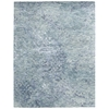 "Gemstone Rectangle Rug By, Alexandrite, 5'6"" X 7'5"""