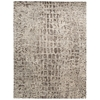 "Nourison Gemstone Rectangle Rug  By Nourison, Smokey Quartz, 5'6"" X 7'5"""