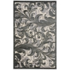 "Nourison Graphic Illusions Rectangle Rug  By Nourison, Multicolor, 3'6"" X 5'6"""
