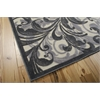 "Nourison Graphic Illusions Rectangle Rug  By Nourison, Multicolor, 5'3"" X 7'5"""