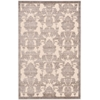 Graphic Illusions Ivory/Latte Area Rug