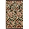"Nourison Graphic Illusions Rectangle Rug  By Nourison, Brown, 3'6"" X 5'6"""
