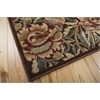 "Nourison Graphic Illusions Rectangle Rug  By Nourison, Brown, 5'3"" X 7'5"""