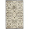 "Nourison Graphic Illusions Rectangle Rug  By Nourison, Ivory, 3'6"" X 5'6"""