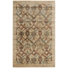 "Nourison Graphic Illusions Rectangle Rug  By Nourison, Light Gold, 3'6"" X 5'6"""