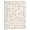 Galway Rectangle Rug By, Ivory Sage, 5' X 7'