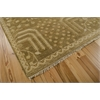 "Nourison Grand Estate Rectangle Rug  By Nourison, Mushroom, 7'9"" X 9'9"""