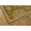 "Nourison Grand Estate Rectangle Rug  By Nourison, Tobacco, 7'9"" X 9'9"""