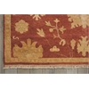 Grand Estate Persimmon Area Rug
