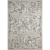 Graphic Illusions Gry/Camel Area Rug
