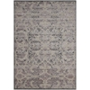 Graphic Illusions Grey Area Rug