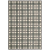 Graphic Illusions Ivory/Taupe Area Rug